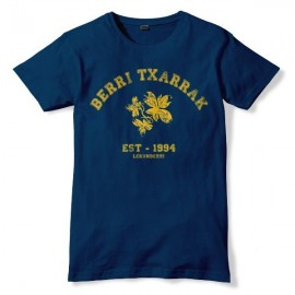 BACKT TO SCHOOL - T-shirt NAVY BLUE