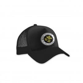 'IKUSI ARTE' black cap