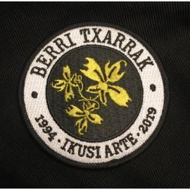 PARCHE logo BTX 'Ikusi Arte'