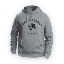 BACK TO SCHOOL sudadera gris